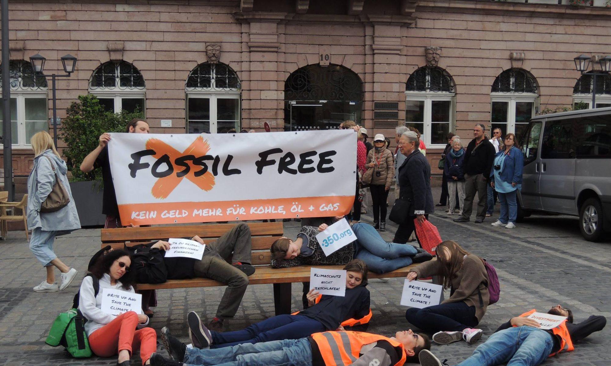 Fossil Free Heidelberg
